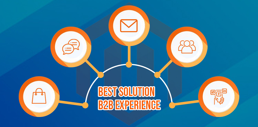 Best 5+ Astounding Solutions That Improve B2B Experience Of Magento 2