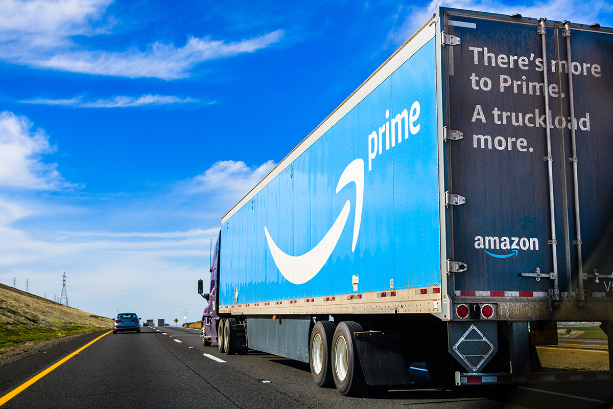 Amazon US Seller Fulfilled Prime faster ship and delivery targets from Feb 2021