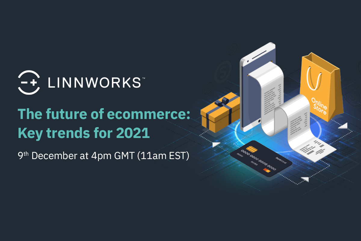 The future of ecommerce in 2021 webinar