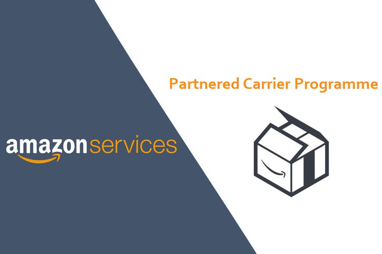Amazon Partnered Carrier programme promotion